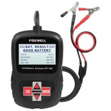 BT100 12 Volt Battery Analyzer
